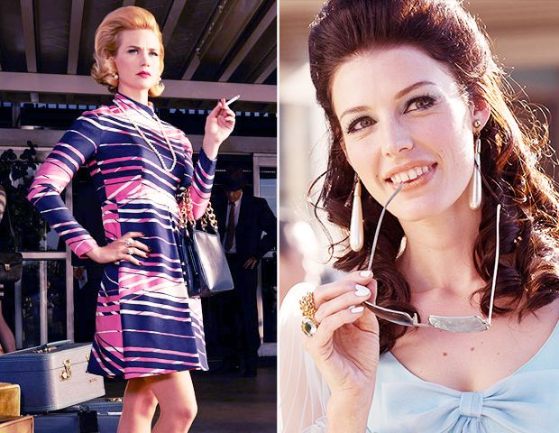 Mad Men's Makeup Artist Breaks Down The Show's Iconic Looks