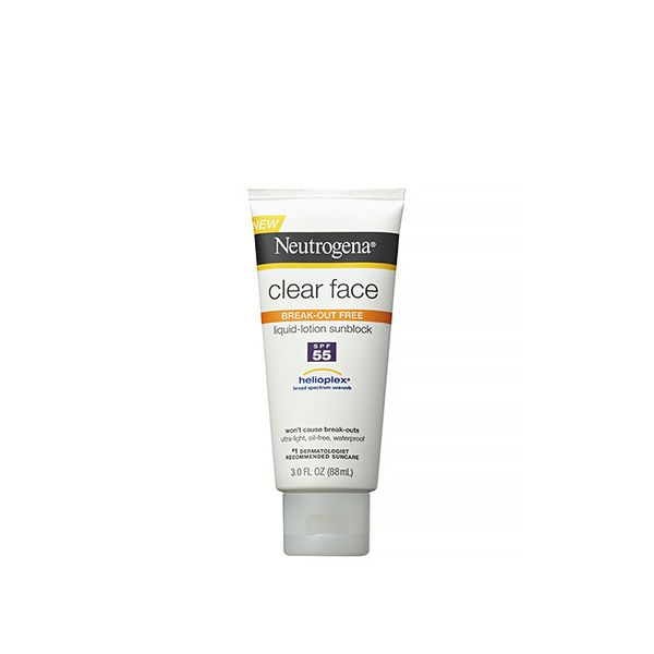 Neutrogena Clear Face Sunscreen
