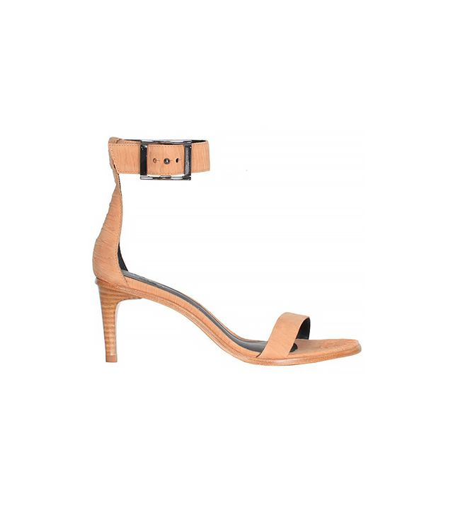 Tibi Ivy Heels ($375) in Sahara