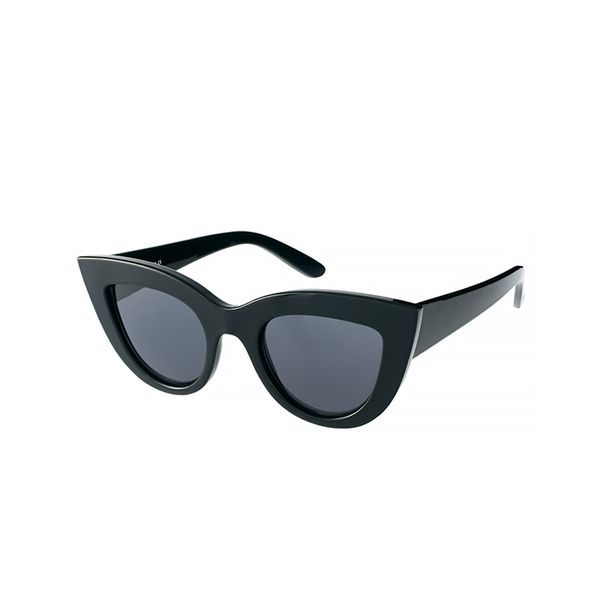 ASOS Flat Top Cat Eye Sunglasses
