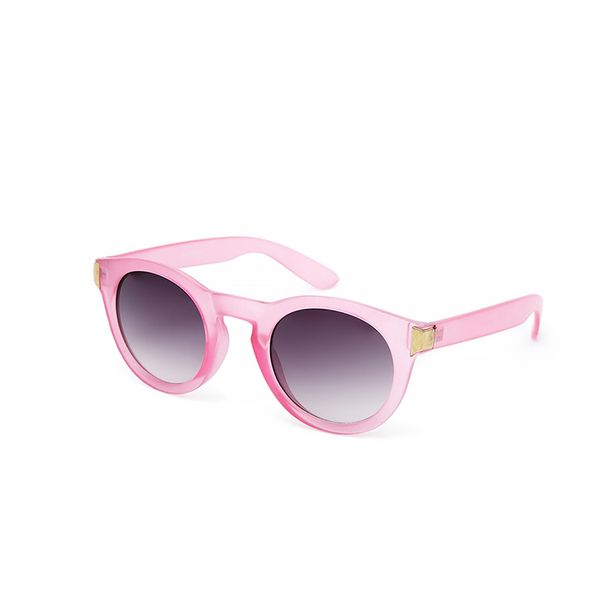 Jeepers Peepers Ghost Round Sunglasses