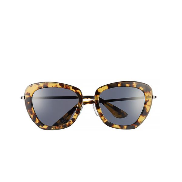 Isaac Mizrahi New York Geometric Sunglasses