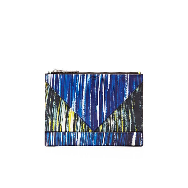 Kenzo Kalifornia Leather Pouch