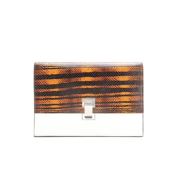 Proenza Schouler Leather Clutch