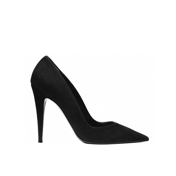 Tamara Mellon Addiction Suede Heels