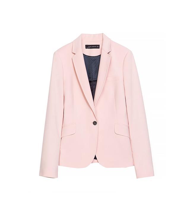 Zara Classic Blazer ($119)