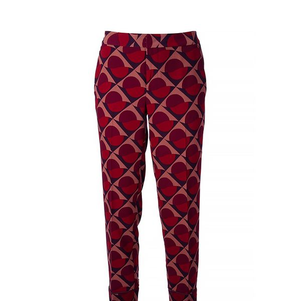 Marc by Marc Jacobs Retro Geometric Printed Trousers