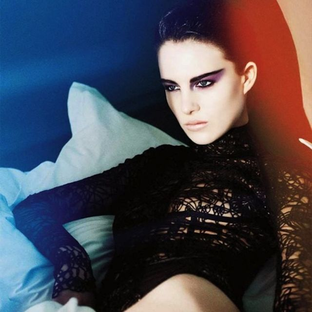 Sultry Summer Beauty Inspiration From Vogue Japan