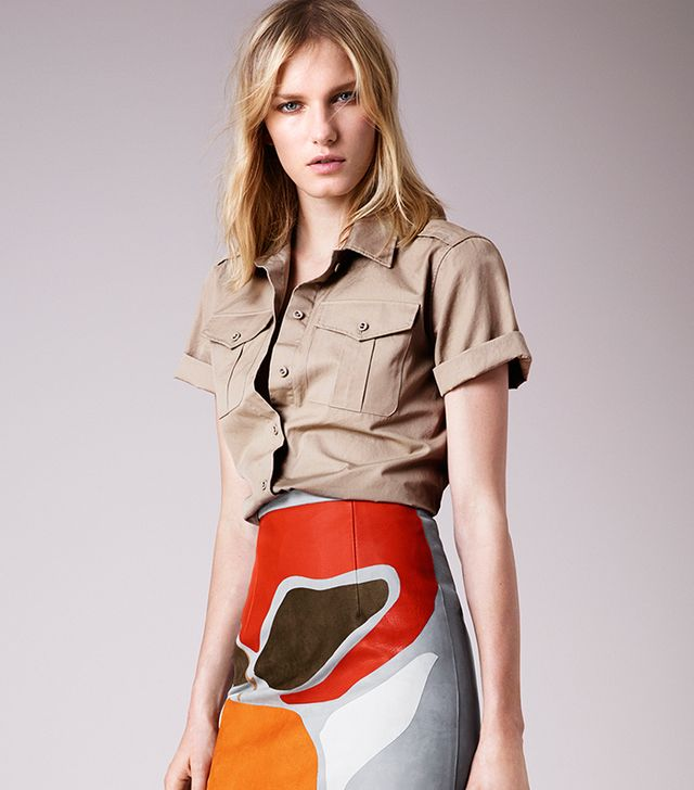 13 Burberry Prorsum-Inspired Ways To Style Your Pencil Skirt