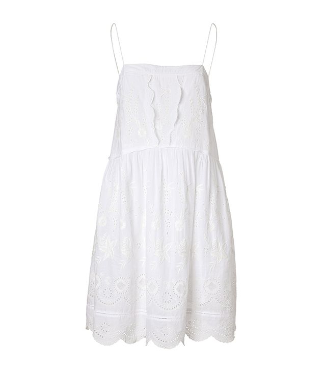 Vanessa Bruno Athe Lace Dress ($528)