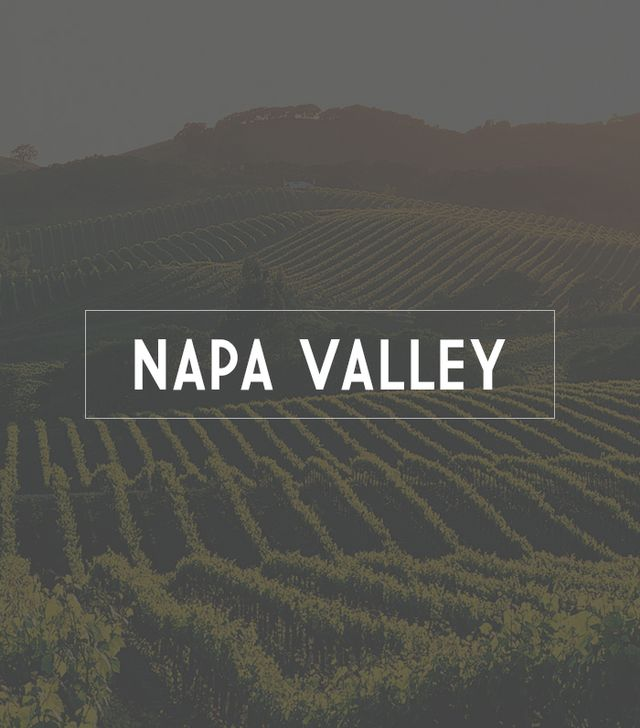 Destination: Napa Valley
