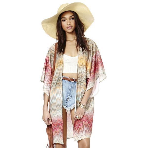 Oh My Love Psyche Me Out Kimono