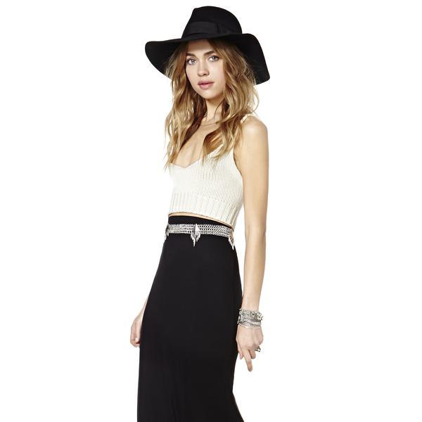 Nasty Gal Miraval Maxi Skirt