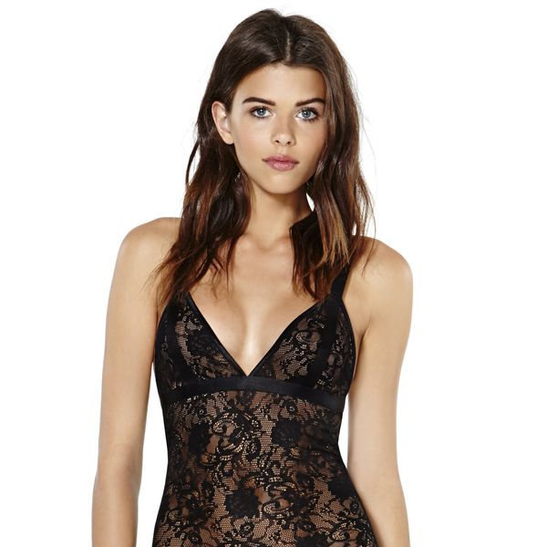 Nasty Gal Sleepless Lace Slip