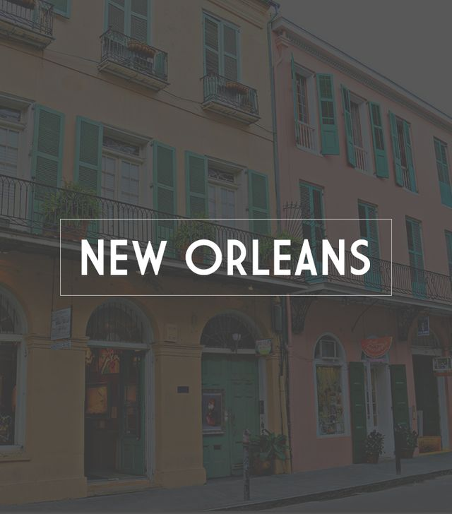 Destination: New Orleans 