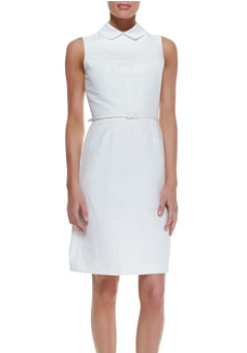 Tory Burch Kimberly Belted Dress