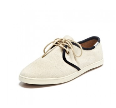 Soludos Woven Lace-Up Espadrilles