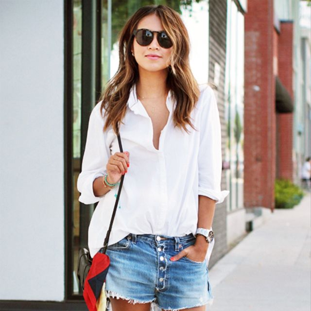 10 Totally Chic Blogger Looks