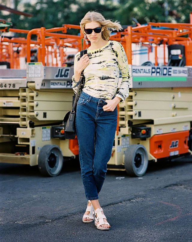 Tip of the Day: Mum Jeans