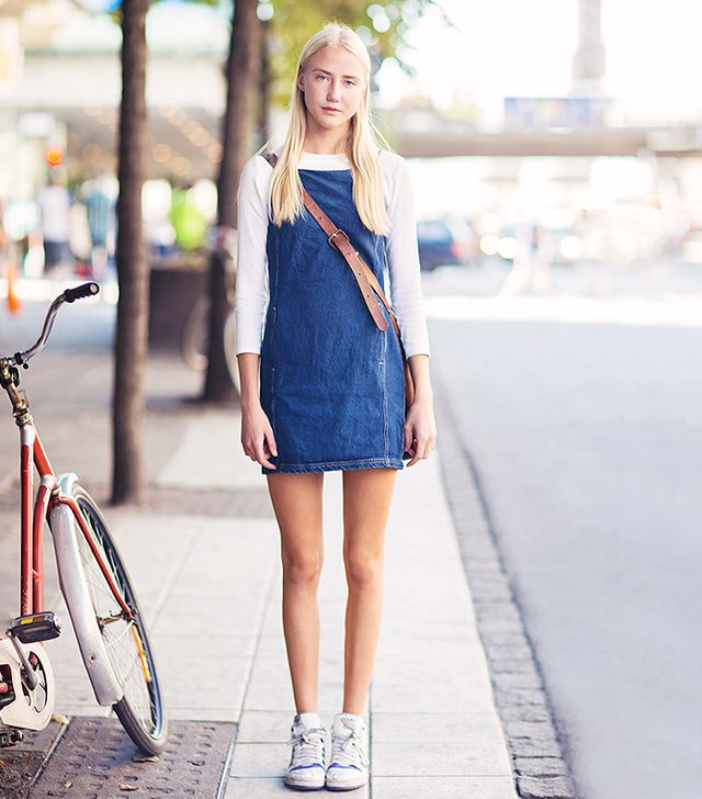 22 Summer-Ready Denim Dresses