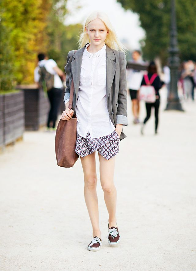 Tip of the Day: Boyish Blazer