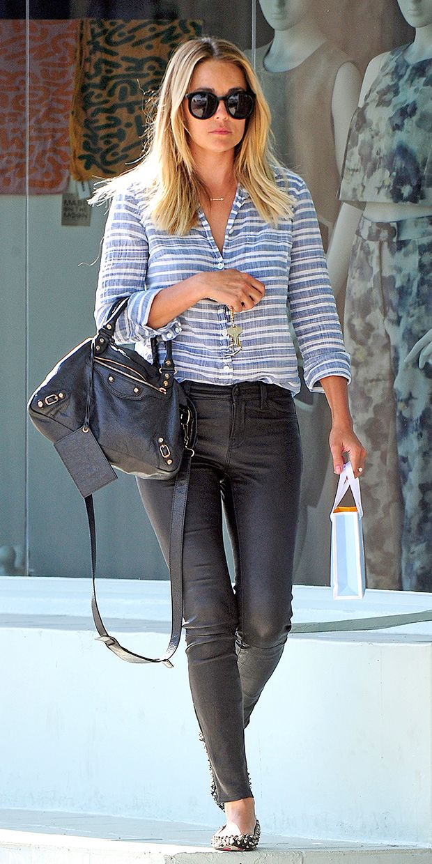 Lauren Conrad's Perfect Work-To-Weekend Shirt