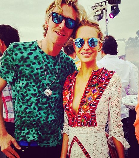 Move Over Kimye! Poppy Delevingne's Marrakesh Wedding Is To Die For