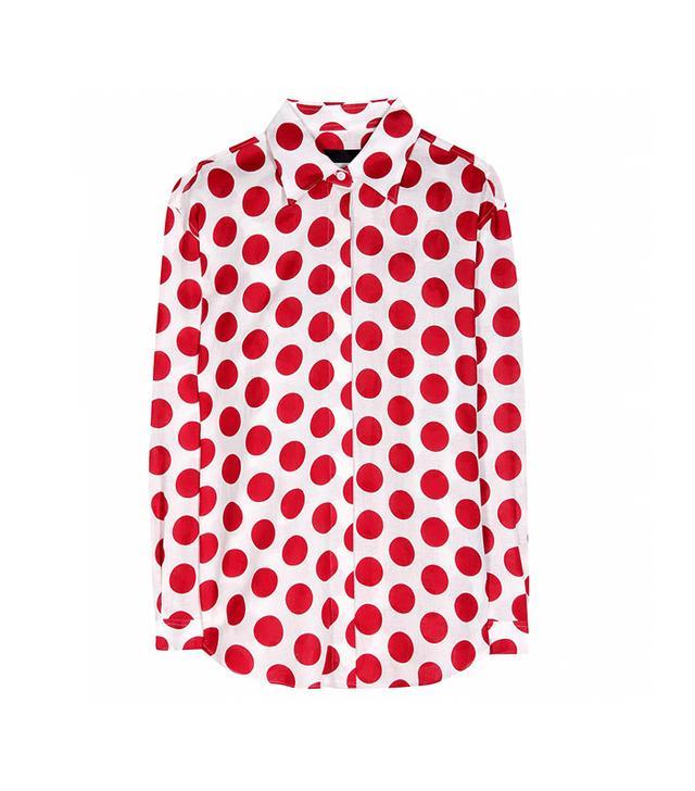 Burberry Prorsum Linen Shirt ($585)  This bright linen shirt is perfect for summer.