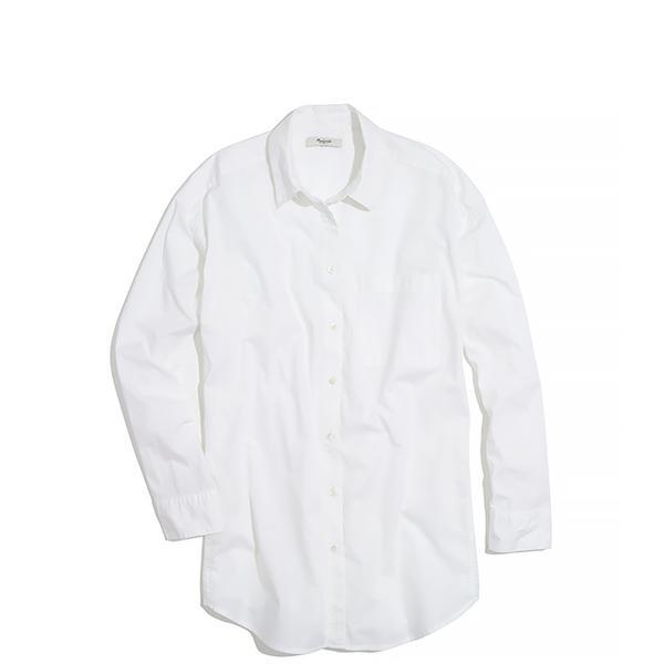 Madewell Oversized Button-Down Shirt