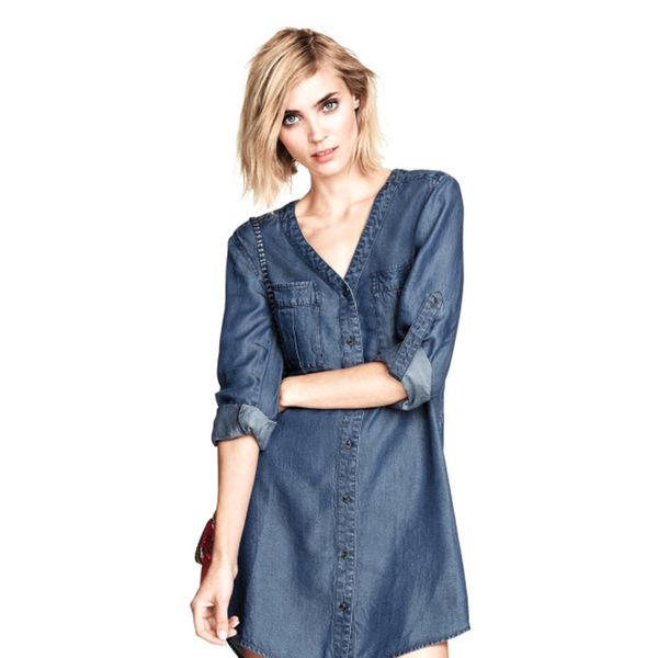 H&M H&M Denim Dress