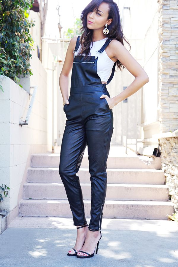 Must-Try Look #3: Overalls