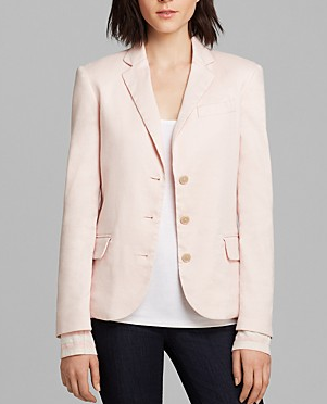 Marc by Marc Jacobs Twill Blazer