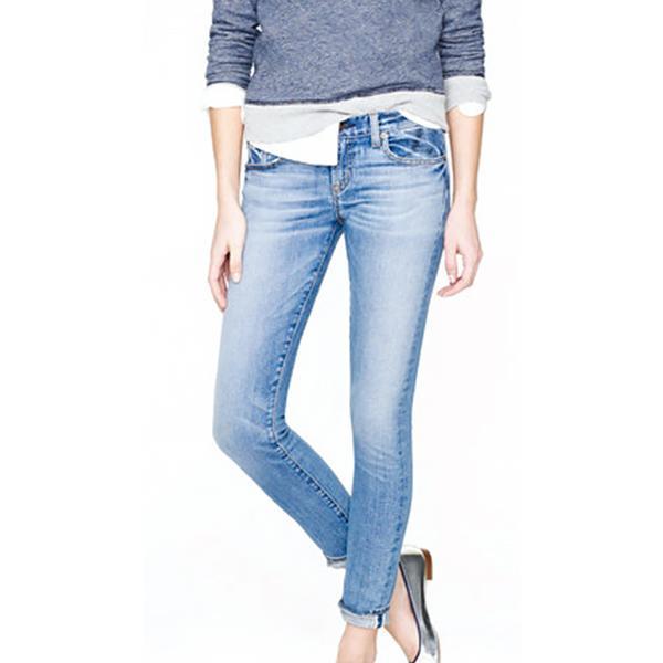J. Crew Selvedge Toothpick Jeans