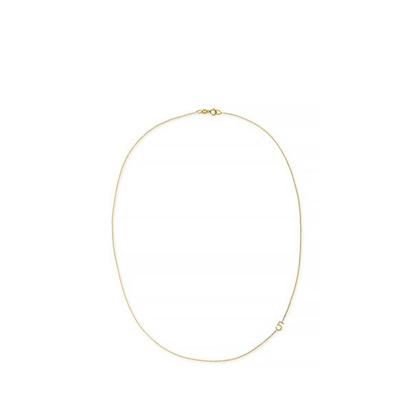 Maya Brenner Designs Mini Number Necklace