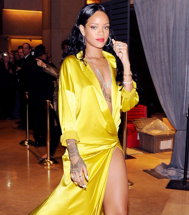 Rihanna's Most Iconic Looks Of All Time