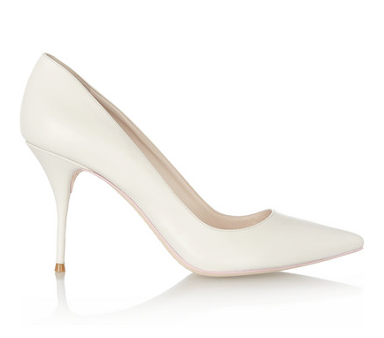 Sophia Webster Lola Leather Pumps