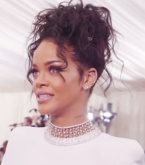 Rihanna Gets Emotional Talking About Her CFDA Icon Award