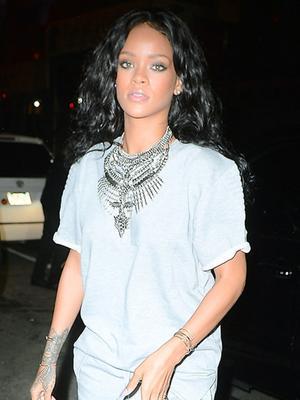 Rihanna's Gorgeous Statement Piece