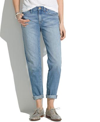 Madewell The Boyjean Jeans