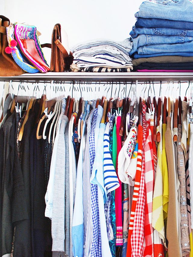 Keep or toss how to clean out your closet whowhatwear - Cleaning out your closet ...