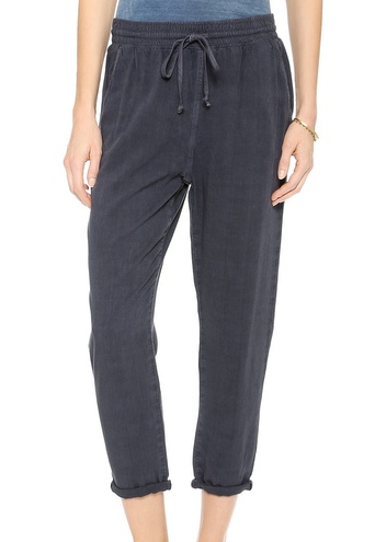 Current/Elliott The Drawstring Lounge Trousers