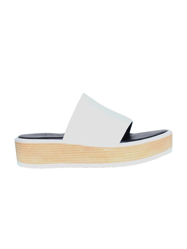 Tibi Mina Sandals