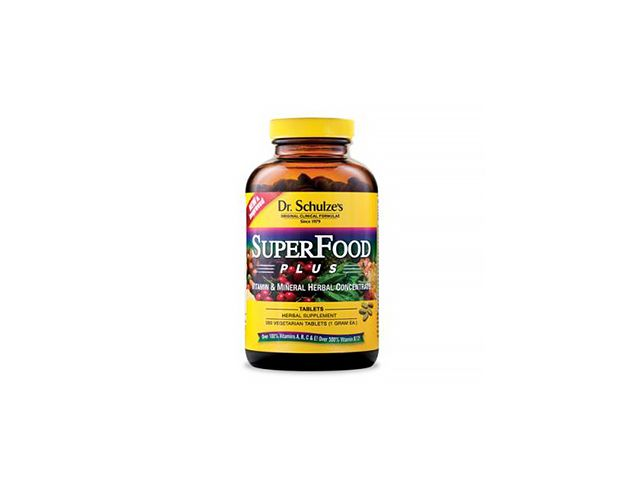 Dr. Schulze Super Food