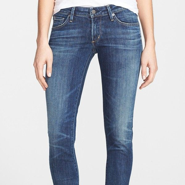 Citizens of Humanity Racer Low Rise Jeans