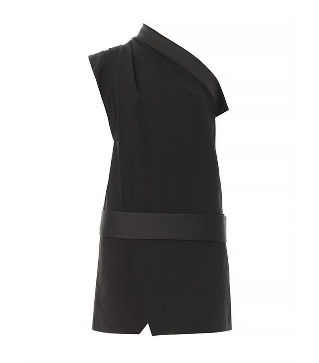 Isabel Marant Ormand One-Shoulder Dress