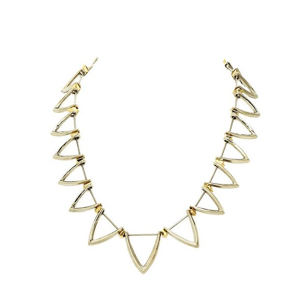 House of Harlow 1960 Triknoa Necklace
