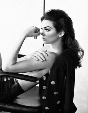 Kendall Jenner's Racy Shoot For Interview Magazine