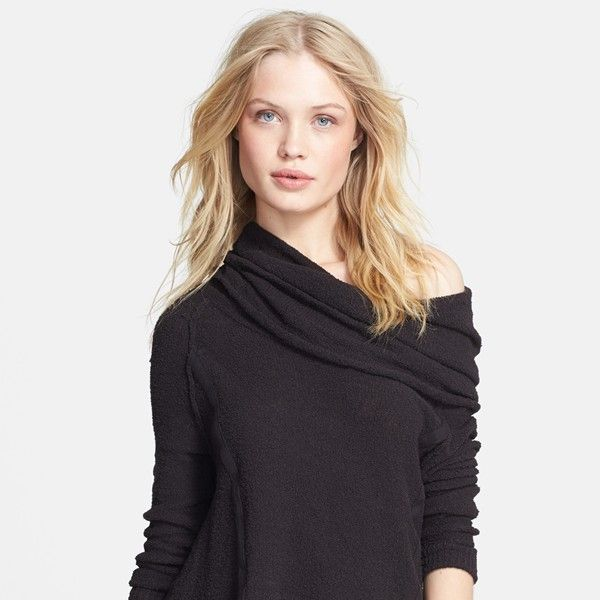 Free People Free People 'Pebble' Cowl Neck Sweater