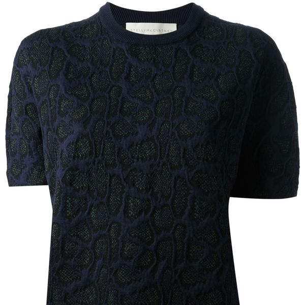 Stella McCartney Patterned T-Shirt