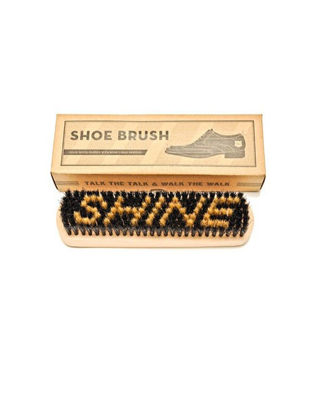 Olive & Elle Shoe Brush